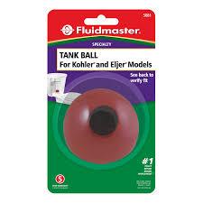 Eljer Flapper 5081 Toilet Tank Ball Kohler Eljer Fluidmaster