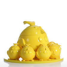 Chicken Home Decor by Best And Cheap Yellow Tomfeel Cartoon Chicken Family Resin