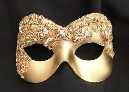 gold masquerade mask stylish gold masquerade mask collection trendy mods