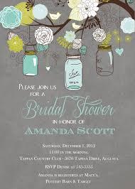 jar invitations printable jar bridal shower invitations