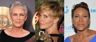 pixie cut hairstyle for age mid30 s the top 4 haircuts that take off 10 years prevention