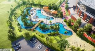 ucf building a freaking lazy river in the middle of its 25