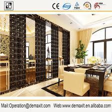 ceramic block brick decorative partition screen restaurant wall