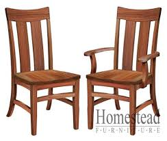 Shaker Dining Chair Galveston Shaker Dining Chairs Homestead Furniture