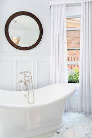Bathroom Wainscotting Master Bathroom Wainscoting Design Ideas