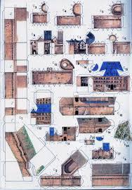 le petit trianon floor plans le mont saint michel n a 9782905169174 amazon com books