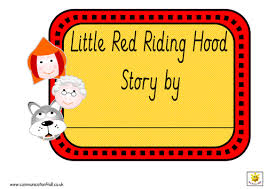 red riding hood traditional tales collection bevevans22