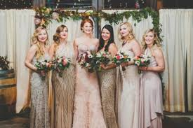 bridesmaid dress ideas 27 breathtakingly gorgeous embellished bridesmaids dresses