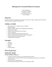 Management Consulting Resume Management Consulting Resume Example Resume Peppapp