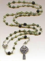 connemara marble rosary rosary rosaries medals and saints rosaries
