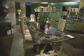pictures of painted dining room tables hand painted dining room tables hand distressed dining tables