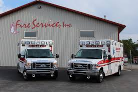 fire service inc ambulance u2013 completed orders