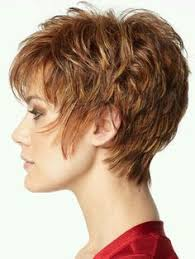short layered hairstyles with short at nape of neck image result for fine hairstyle short hair cuts for women over 50