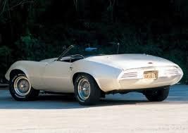 pontiac corvette concept 1964 pontiac banshee xp 833 the banshee was delorean s