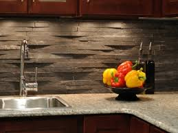 Kitchen Back Splash Ideas Stone Kitchen Interior Decoration Ideas Small Design Light For The