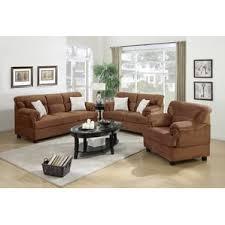 Beige Sofa And Loveseat Microfiber Living Room Sets You U0027ll Love Wayfair