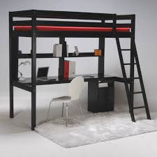 Lit Mezzanine Bureau Ado by Bureau Sous Lit Mezzanine On Decoration D Interieur Moderne