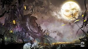 halloween themed background shadow of the mad king u2013 october 2012 guildwars2 com