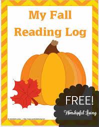 free fall reading logs worshipful living