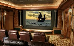 interior charming home movie theater rooms decorating ideas