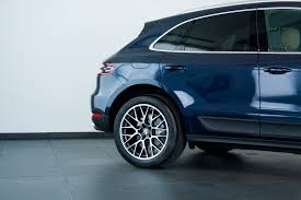 blue porsche 2017 2017 porsche macan s for sale in colorado springs co 17064