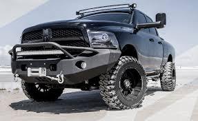 Dodge Ram Truck Accessories - hard notched customs u2013 customized bumpers and headache racks
