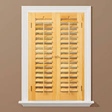 Kitchen Window Shutters Interior Faux Wood Shutters Plantation Shutters The Home Depot