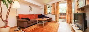 Wohnzimmer W Zburg Mittagsangebot Ferienwohnung Flatscher