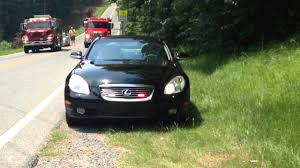 lexus warning lights sc 430 lexus sc430 bethel vfd pov emergency vehicle youtube