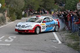 hyundai coupe rd group a 1997 racing cars