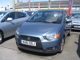 mitsubishi blue used mitsubishi colt blue for sale motors co uk