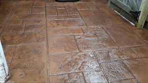 Paving Stone Designs For Patios by Popular Brick Patio Designs In Concrete Stonemakers Of Western Pa