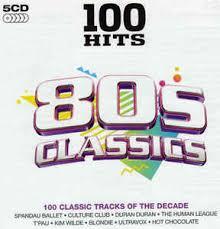 various 100 hits 80s classics cd at discogs