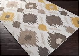 cort alexandria mello yellow area rug area rug mello