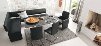 modern dining room set 29 modern dining rooms to get inspired from black dining room