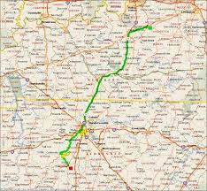 map ky and tn 40 map bardstown ky to columbia tn