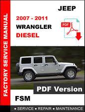 2010 jeep wrangler service manual 2007 jeep wrangler service manual ebay