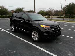 Ford Explorer Blacked Out - 2014 ford explorer suv black paint u0026 5 star painted allo u2026 flickr