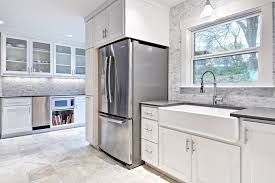 carrara marble kitchen backsplash carrara marble kitchen kitchen contemporary with apron front sink
