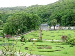 kylemore abbey u0027s victorian walled gardens youtube