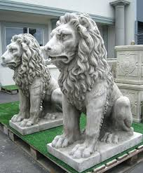 lion garden statue large lion garden statue view products large lion statues outdoor