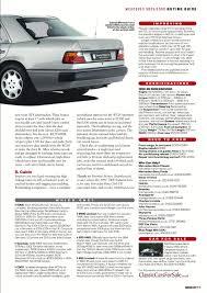 mercedes porsche 500e mercedes 500e buyers guide classic cars mag porsche cars history