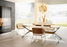 dining room design simple white dining room with tables and