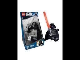 Lego Darth Vader Led Desk Lamp Star Wars Darth Vader Lego Torches Hd Action Figure Review Www