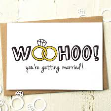 congratulations engagement card wedding card engagement card wedding day cards getting