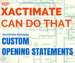 xactimate estimate archives claims delegates insurance claims