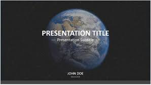templates powerpoint earth free earth from space powerpoint template 7606 sagefox powerpoint