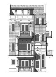 Three Story Townhouse Floor Plans 3 Story Townhouse Floorpan With Roof Deck