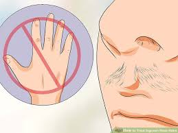do ingrown hair hurt how to treat ingrown nose hairs 11 steps with pictures