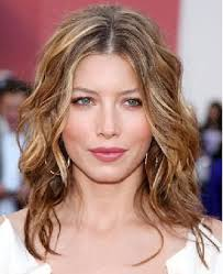 hairstyle square face wavy hair the best and worst hairstyles for square shaped faces